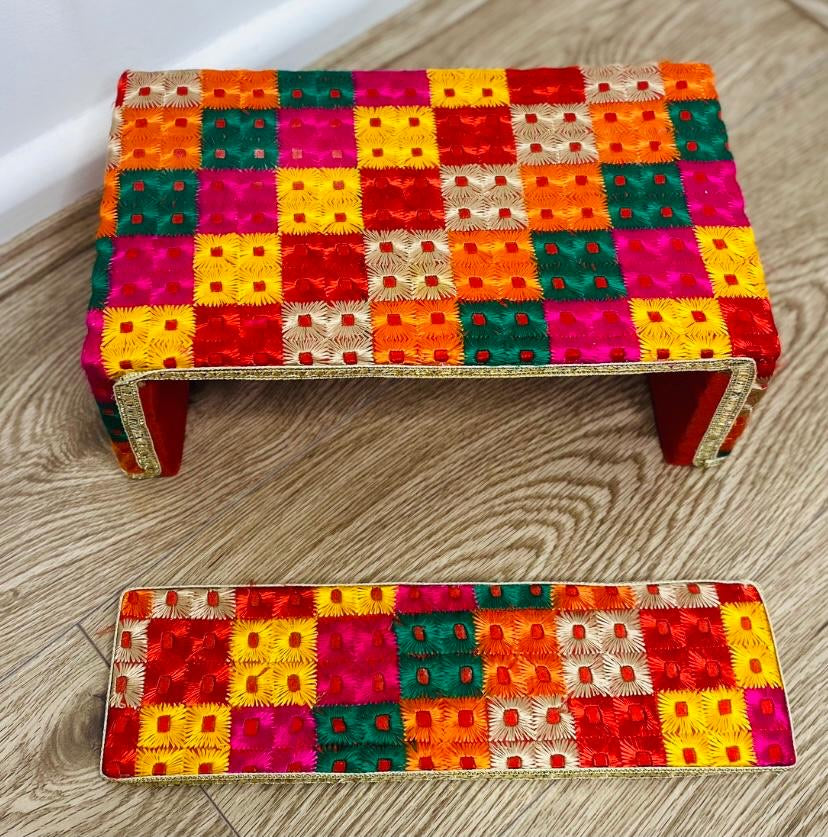 Phulkari Pidi & Fatti for HIRE