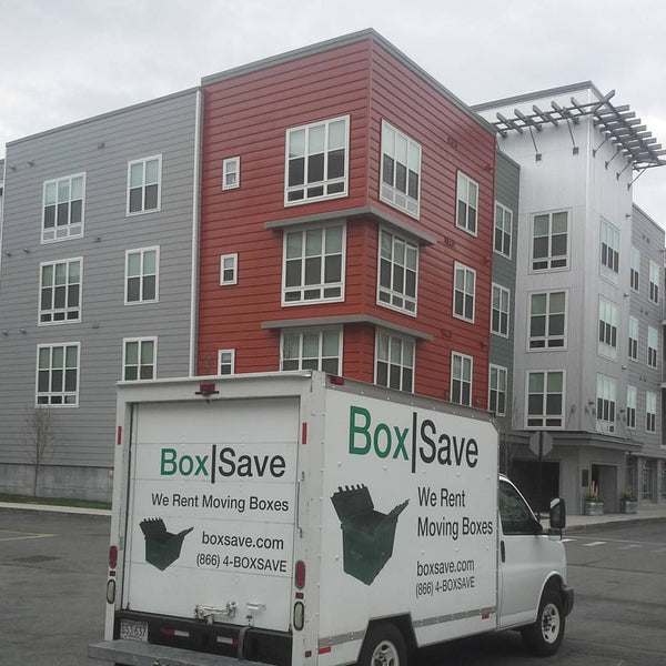 Boston area apartment moves are easier with reusable boxes
