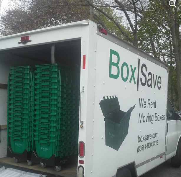 Brookline Moving Boxes