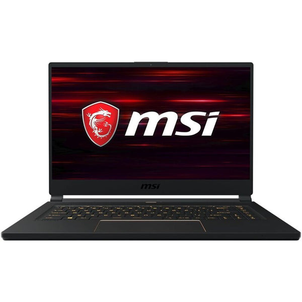 "Laptop MSI GS65 9SD-1218RU Intel Core i7 9750H/16GB/512GB SSD/No ODD/15.6"" FHD IPS 240Hz/NVIDIA GeForce GTX 1660Ti 6GB/Cam/WiFi+BT/Win10/Black"