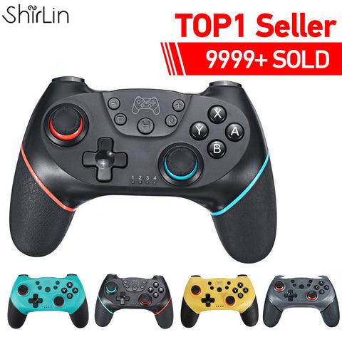bluetooth Pro Gamepad for N-Switch NS-Switch NS Switch Console Wireless Gamepad Video Game USB Joystick switch Pro Controller