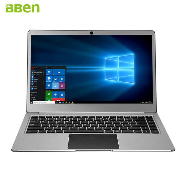 "Bben laptop 14.1"" Notebook FHD Preinstalled Win10 Intel Apollo Lake N3450 quad Cores 4GB RAM 64GB emmc wifi usb3.0 type-c"