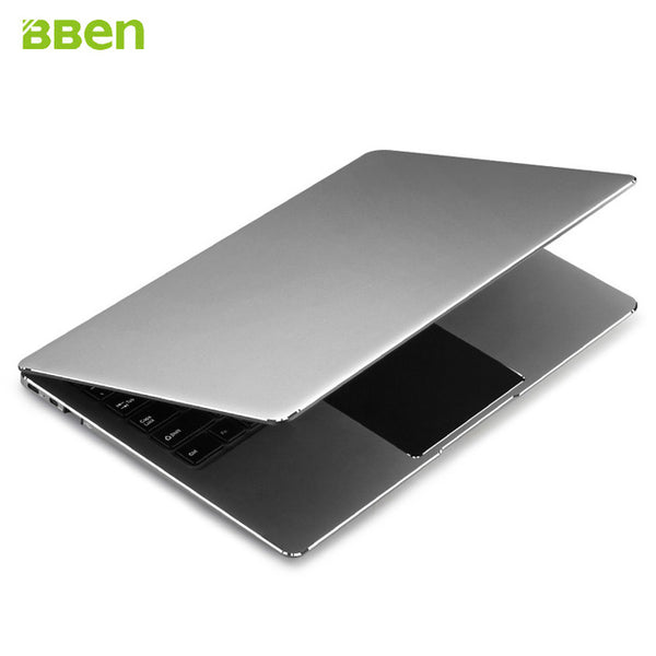 Bben14.1inch Ultrabook Intel Apollo Lake N3450 4GB/64GB laptop with M.2 SSD Slot ,Metal FHD Pre install windows10