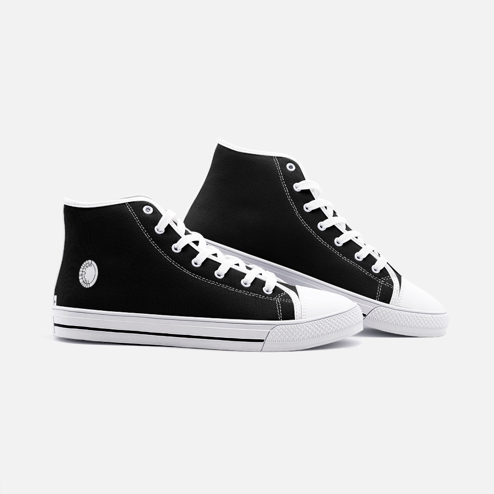 Mercilli Unisex High Top Canvas Shoes