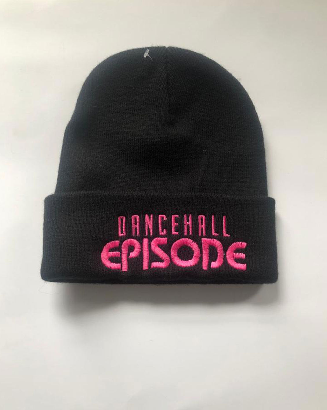 Dancehall Episode Signature Beanie Hat