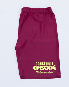 Dancehall Episode Signature Gym & Sports Shorts