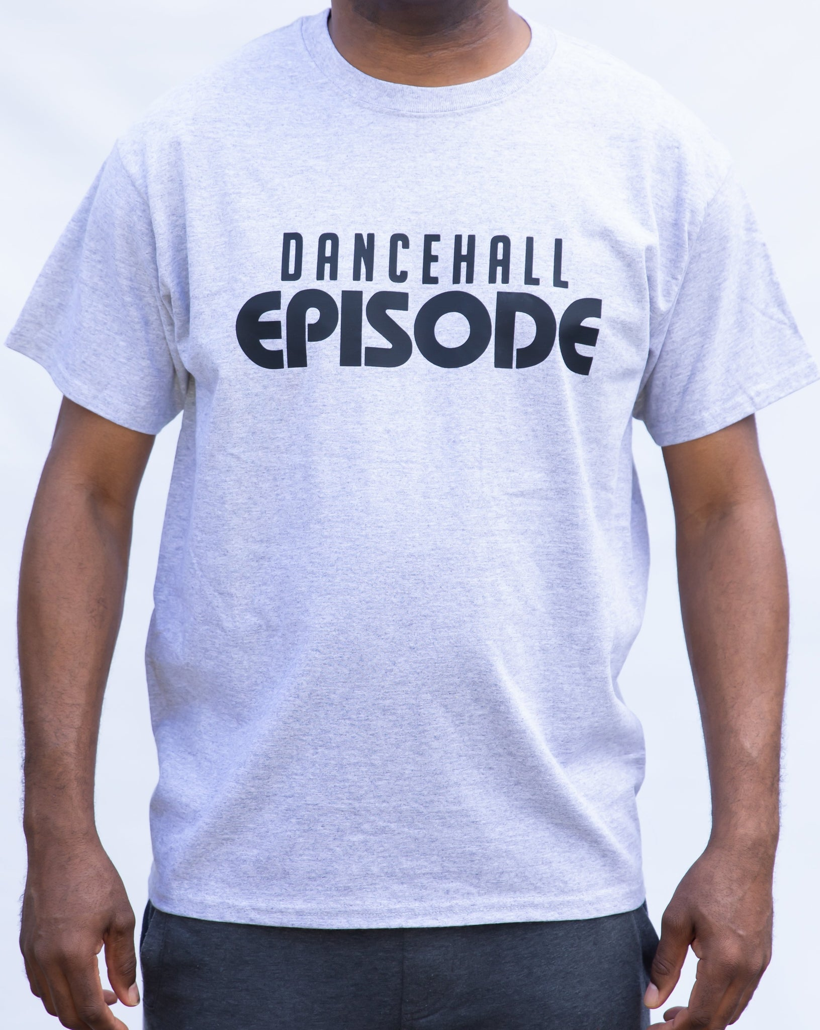 Dancehall Episode Signature T-Shirt - Grey