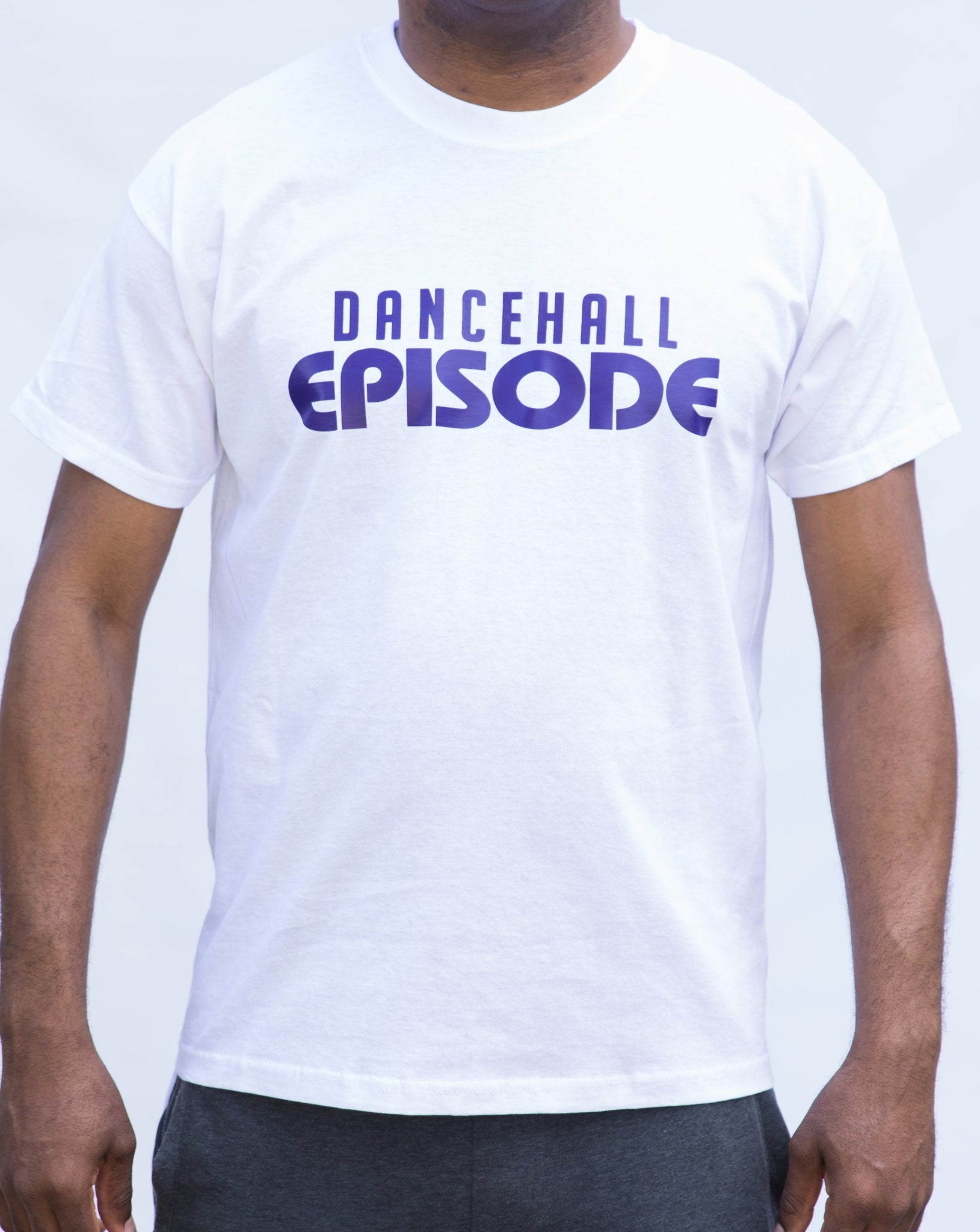 Dancehall Episode Signature T-Shirt - White