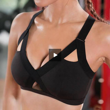 Load image into Gallery viewer, Comfortable Sports Bra - OneWorldDeals
