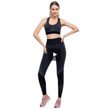 Load image into Gallery viewer, Womens High Waist Bra + Legging Set - Mcburneyjunction