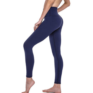 High Waist Seamless Leggings - OneWorldDeals