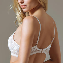 Load image into Gallery viewer, Semi Sheer Full Figure Lace Bra - Mcburneyjunction