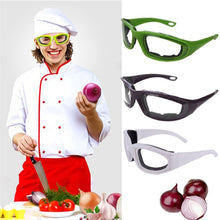 Load image into Gallery viewer, Colors Kitchen Onion Goggles Tear Free Slicing - Mcburneyjunction