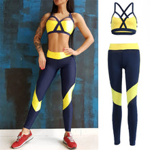 Load image into Gallery viewer, Women's Sports Bra + Leggings Set - OneWorldDeals