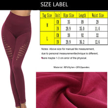 Load image into Gallery viewer, Womens High Waist Seamless Tummy Control Leggings - OneWorldDeals