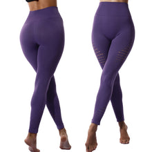 Load image into Gallery viewer, Womens High Waist Seamless Tummy Control Leggings - Iraniancinemachannel