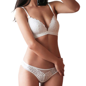 Lace Underwear Set - Mcburneyjunction
