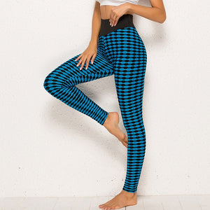 New High Waist Leggings - Mcburneyjunction