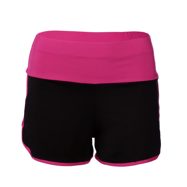 High Waist Shorts - Mcburneyjunction