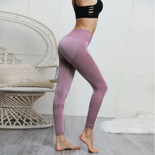 Load image into Gallery viewer, Womens High Waist Tummy Control Leggings - Saikin-rettou