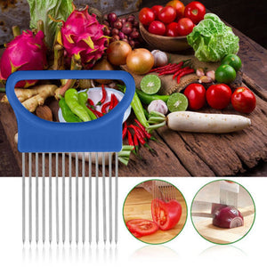 Onion Cutting Aid + A Must Have - Saikin-rettou