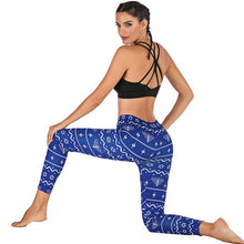 Load image into Gallery viewer, Womens High Waist Seamless Holiday Leggings - OneWorldDeals