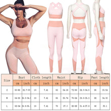 Load image into Gallery viewer, Women's Seamless Backless Bra + Leggings set - OneWorldDeals