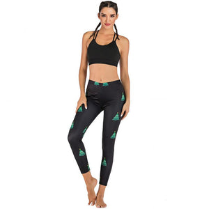 Seamless High Waist Yoga Pants - Saikin-rettou