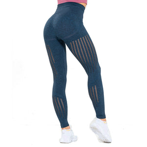 Womens Seamless Tummy Control High Waist Leggings - OneWorldDeals