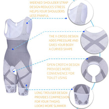 Load image into Gallery viewer, Open-Bust Bodysuit Shaper - Saikin-rettou