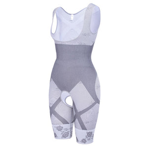 Open-Bust Bodysuit Shaper - OneWorldDeals