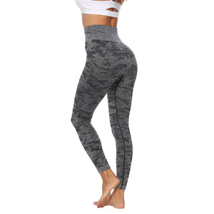 Seamless Leggings High Waist - Mcburneyjunction