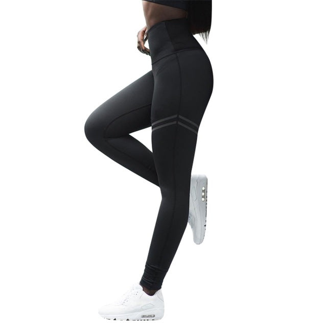 Women High Waist Leggings - Mcburneyjunction