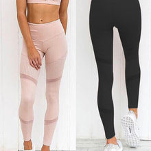 Load image into Gallery viewer, High Waist Tummy Control Leggings - Mcburneyjunction