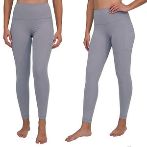 Women's Leggings With Pockets - Mcburneyjunction