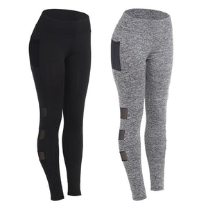 Womens Breathable leggings - Mcburneyjunction
