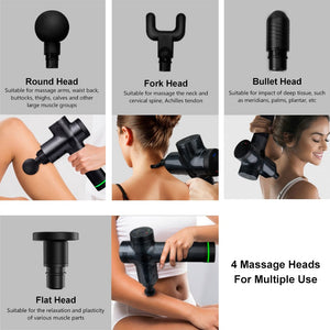 The Muscle Massage Gun - Mcburneyjunction