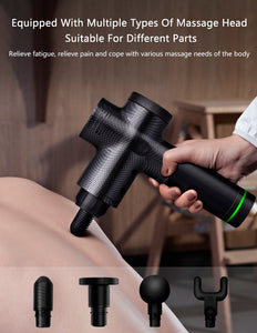 The Muscle Massage Gun - Saikin-rettou