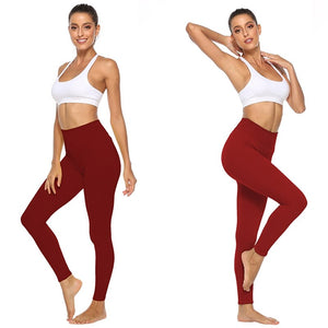 Women Seamless Butt Lifting Leggings - Saikin-rettou