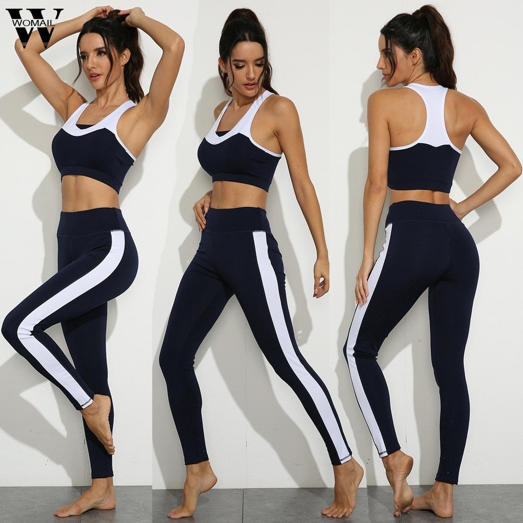 Woman's Bra + Leggings Set - OneWorldDeals