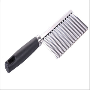Hot sale Potato Wavy Edged Tool Stainless Steel - Mcburneyjunction