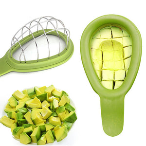 Avocado Cuber Cutter Best Avocado Tool - Saikin-rettou