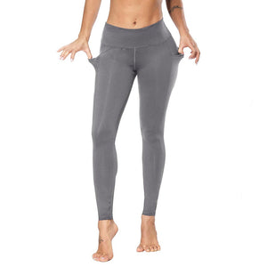 Women's Legging With Pockets - Mcburneyjunction