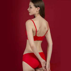 Soft Seamless Push-up Bra and Panty Sets - OneWorldDeals