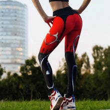 Load image into Gallery viewer, Women Breathable High Waist  Leggings - OneWorldDeals