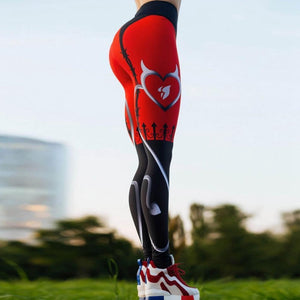 Women Breathable High Waist  Leggings - OneWorldDeals