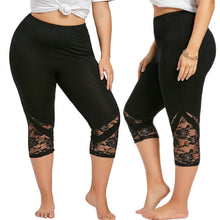 Load image into Gallery viewer, Women's Plus Size Leggings - OneWorldDeals
