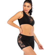 Load image into Gallery viewer, Women's Bra + Shorts Set - Mcburneyjunction