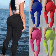 Load image into Gallery viewer, High Waist Seamless Leggings - OneWorldDeals