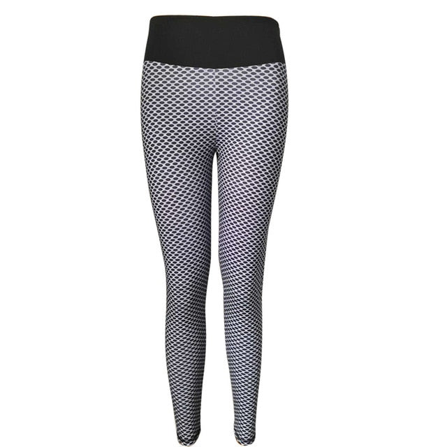 Women's High Waist Leggings - OneWorldDeals